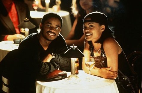 Image result for black couple romantic